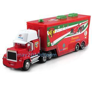 disney cars truck hauler - Disney Cars Toys Truck