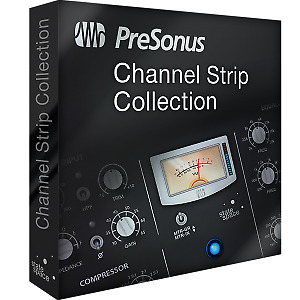 Presonus Channel Strip Collection Add-on for Studio One DAW