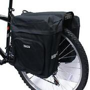 Bicycle Double Panniers