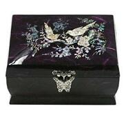 Antique Music Jewelry Box