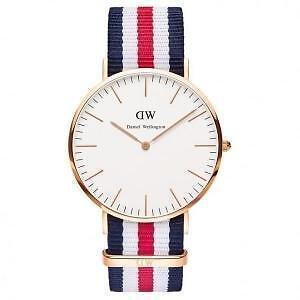 Daniel Wellington 0102DW Canterbury Wrist Watch