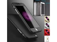 Joblot Luxury 3 in 1 Dropproof Full Body Slim Cover 360 Case for iPhone 7+/7/6+/S7E/S6E Accessories