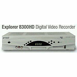 Scientific Atlanta Exployer 8300HD PVR  Plus Remote and HDMI Ca