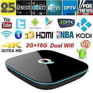 Q Box Android TV Box! Best and latest android box!