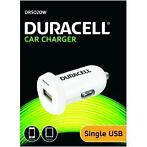 Duracell USB autolader DR5020W wit