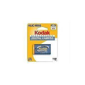 Kodak Rechargeable Battery Klic 8000 Ebay