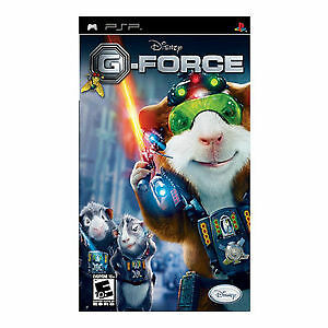 Disney's G-Force PSP