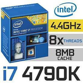 Intel i7 4970k LGA1150 Processor For Sale