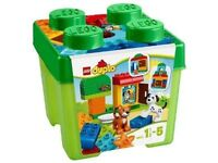 LEGO DUPLO Creative Play 10570: All-in-One-Gift-Set brand new