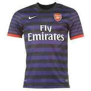 Boys Arsenal Shirt