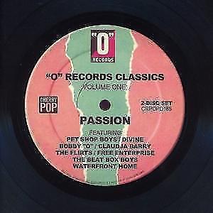 """O"" Records Classics Vol.1-Passion"