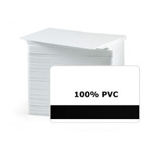 CR80 30Mil PVC Cards with Magetic Stripe, wiht 3 track