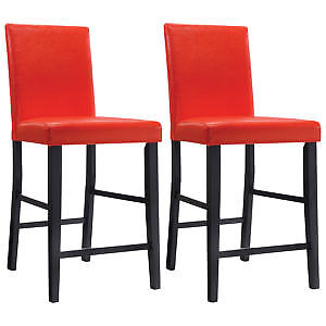 Oakley counter height bar stool set of 2. Brand new in Box