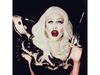 Sharon Needles and Alaska Halloween tour
