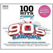Pop Karaoke Discs