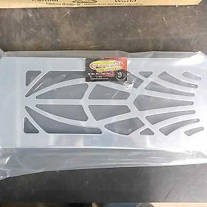 1998 - 2006 Honda  ACE 750 Spirit Radiator Cover