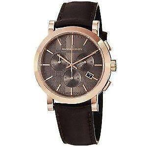 63795de22f9 Men s Burberry Rose Gold Watch