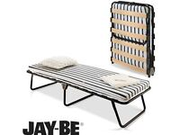 JAY-BE Apollo Single Folding Bed in new condition - delivery available