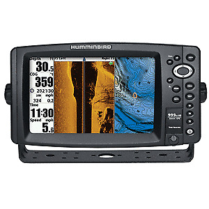 999 humminbird side image sonar with gps