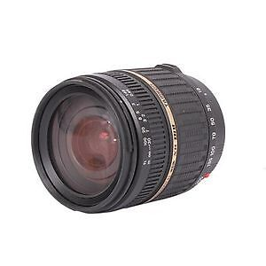 Tamron 18-200mm f/3.5-6.3Lens For Canon