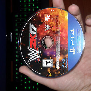 WWE 2K17 PS4 BRAND NEW CONDITION