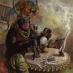 Monkey Magic MTG