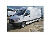 Man & Van Removal Services from Manchester to anywhere in UK
