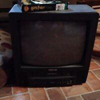 "14"" TV / VCR Combo"