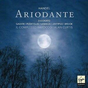 DIDONATO/CURTIS/GAUVIN/LEMIEUX - ARIODANTE 3 CD SET NEU+++++++++++++