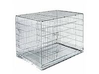 Dog Crate - Med size As new!