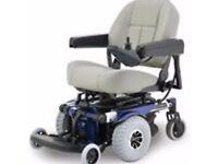 Pride Quantrum 1107 Powerchair