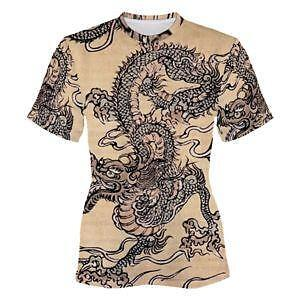 Dragon shirt ebay for The girl with the dragon tattoo t shirt