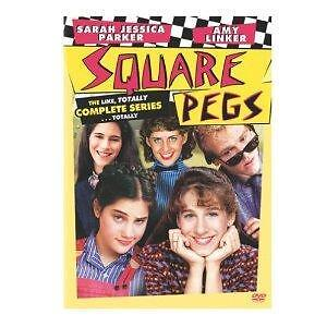 Square Pegs The Complete Series DVD