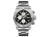 Breitling Super Avenger 11 2014 Absolutely mint condition
