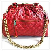 Marc Jacobs Quilted Stam Handbag