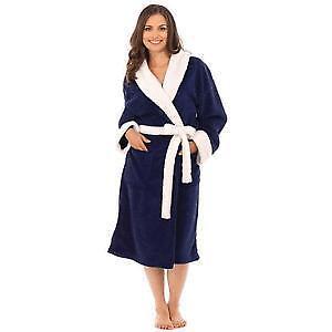 6940cea6468 M S Ladies Dressing Gown