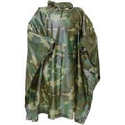 Military Issue Poncho