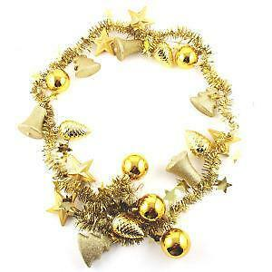 gold christmas tree decorations - Gold Christmas Decorations