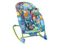 Rocker - Fisher-Price Infant to Toddler Rocker