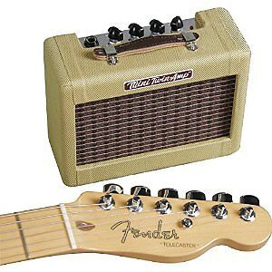 Fender mini '57 Twin-Amp (Tweed) 0234811000 ampli de guitare