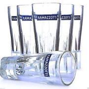 Ramazzotti Gläser