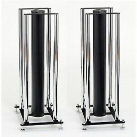 Custom designs fs104 speaker stands KEF, B and W DALI TANNOY