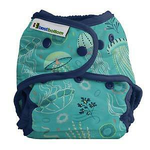 Best Bottom cloth diaper pack - 18 changes! London Ontario image 7