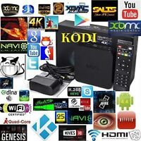WATCH TV FREE QUAD CORE 1.500GHZ,1GB DDR3,8GB,ANDROID TV BOX