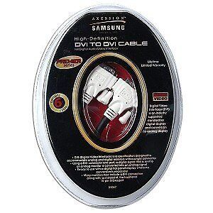 LOT OF 200 Samsung D5067 High Definition DVI-to-DVI Cables