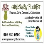 Greenway Florist Comics Pop Culture