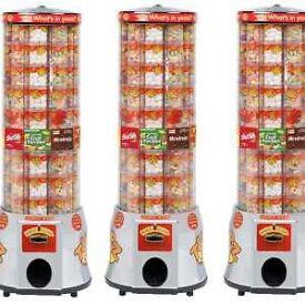 Tubz pringles chupa chups lolly toy vending machines