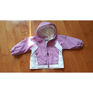 Columbia lined spring/fall coat 24 mth