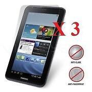 Samsung Galaxy Tab 2 Screen Protector