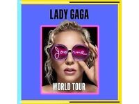 Lady Gaga - Joanne Tour - Standing tickets